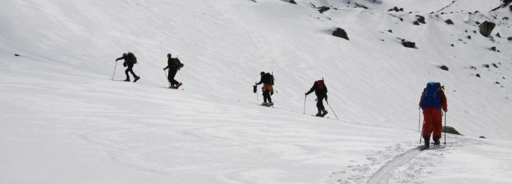 Mt. Elbrus ski-tour